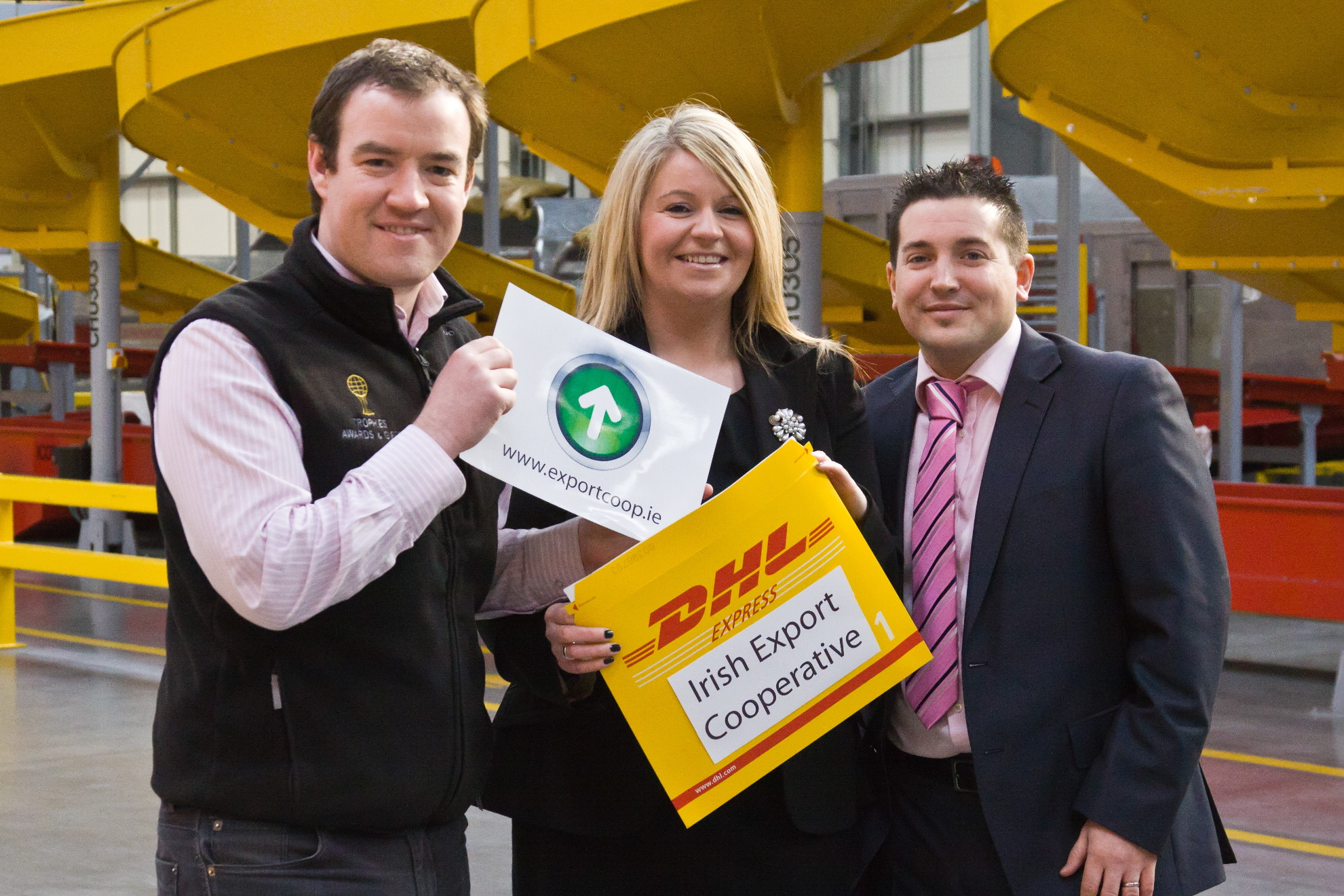 Irish Export Cooperative DHL