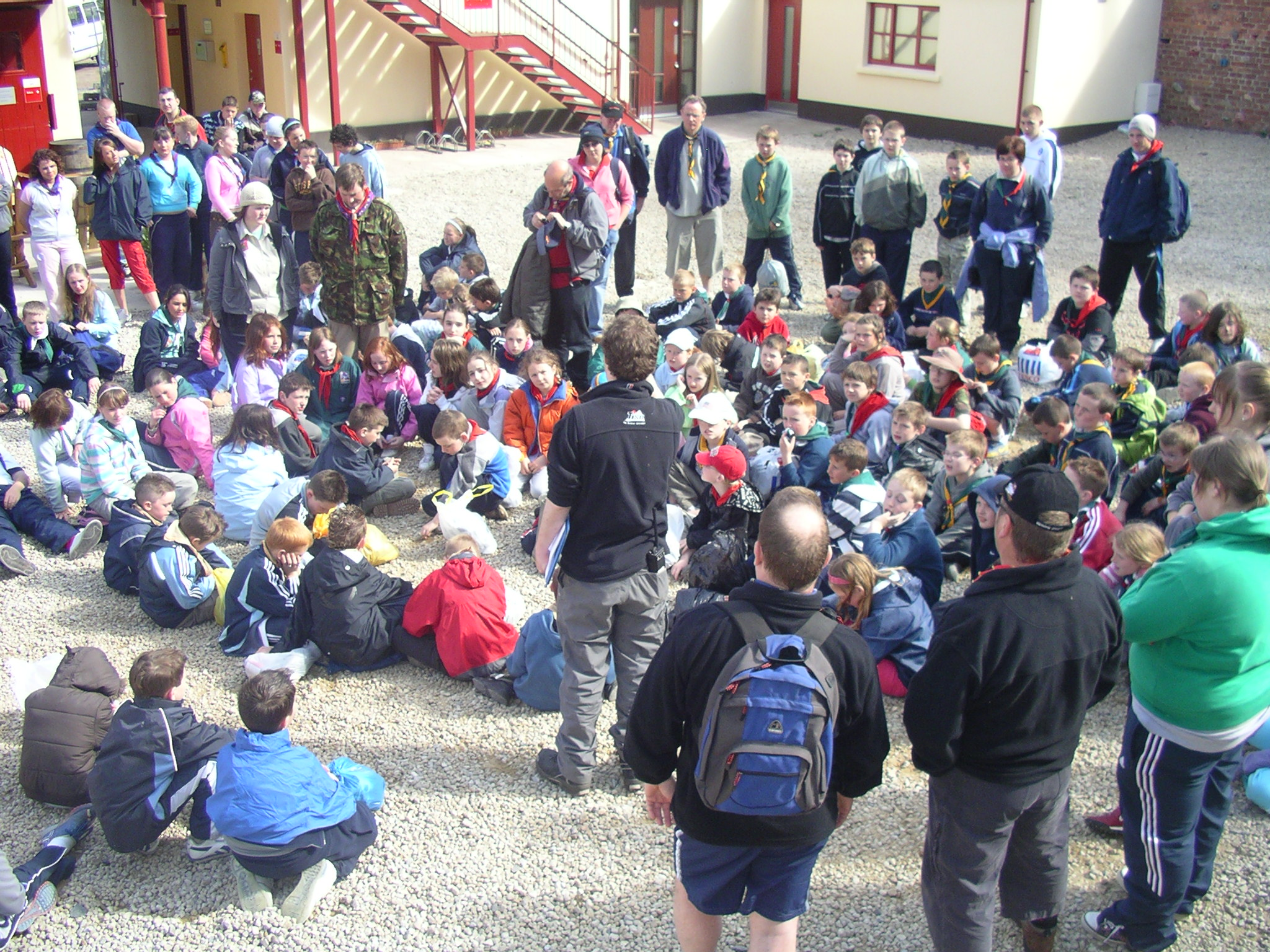 Scouts Anniversary Belfast